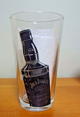 Jack Daniel's Zac Brown Band Pint Glass