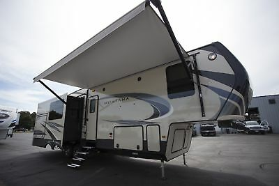 2018 Keystone Montana High Country 344RL Fifth Wheel RV Camper