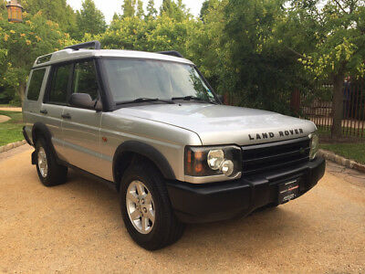 2004 Land Rover Discovery S Sport Utility 4-Door low mile free shipping warranty cheap clean 4x4 luxury off road disco 3 v8