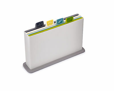 Joseph Joseph Index - Colour-coded chopping board set - US-Opal