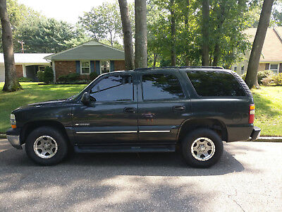 2003 Chevrolet Tahoe  2003 Chevrolet Tahoe SUV, LT, V8, 5.3L, automatic, leather, 151,000 miles