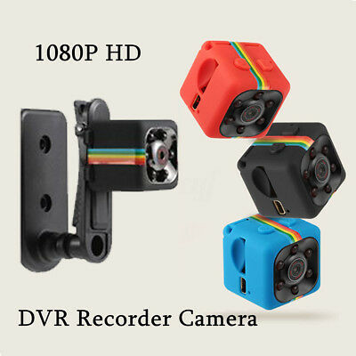 SQ11 1080P HD Mini Car Hidden DV DVR Camera Camcorder Dash Cam IR Night Vision K