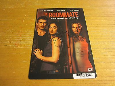 "Leighton Meester Actress Autographed Signed 5.5X8 DVD Insert ""The Roommate"""