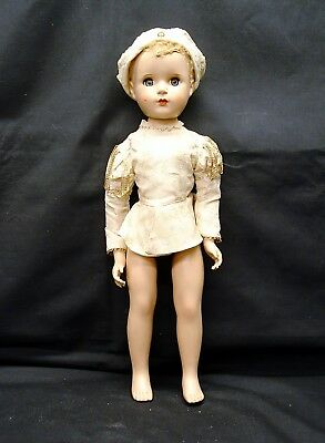 VINTAGE MADAME ALEXANDER PRINCE CHARMING DOLL 1950s 18 INCHES