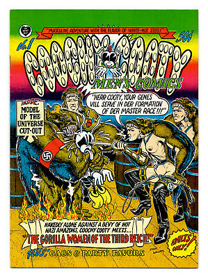 Coochy Cooty 1st Printing / 1970 Robert Williams / FN- 5.5