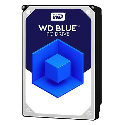 "WD Blue 3.5"" Internal Desktop HDD 1TB 