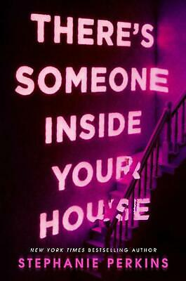 There's Someone Inside Your House by Stephanie Perkins Paperback Book Free Shipp