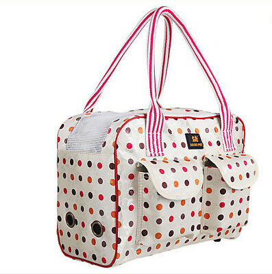 New Portable Shoulder Bag Handbag for Small Dog Cat Carrier Pet Dog Cat Carrier