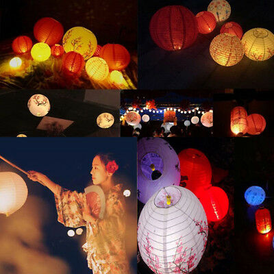 Bulk 40 x Chinese Paper Lanterns Home Birthday Party Wedding Decoration