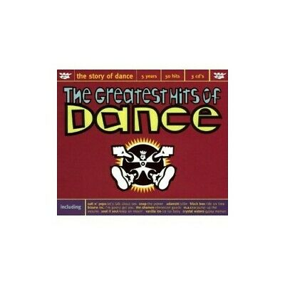 Various - Greatest Hits Dance - Various CD 0FVG The Cheap Fast Free Post The