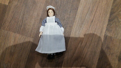 1:12 Scale Four Small People Dolls House 1/12th Miniature Accessory