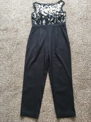 Ladies All In One Jumpsuit WALLIS size 16 - Worn Once!