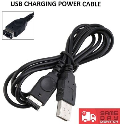 USB Charging Cable Lead Power Cord For Nintendo DS NDS GBA Game Boy Advance SP
