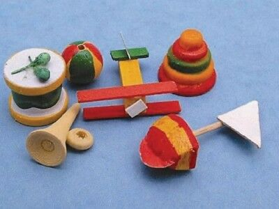 1/12Th Scale Dolls House Miniature Toys Pack D1308