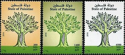 State Of Palestine 2016 Tree Definitive Palestinian Map