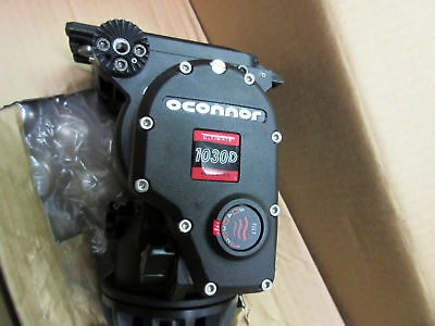 OConnor Ultimate 1030D Fluid Head Package 100mm Ball & Mitchell Base 2 Bases