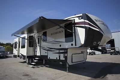 New 2018 Heartland Bighorn 3970RD 5 Slide 5th Wheel RV Special Buy with Rebates