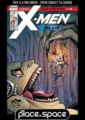 (Wk43) X-Men Blue #14 (Legacy) - Preorder