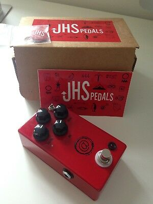 JHS Pedals @ AT Andy Timmons
