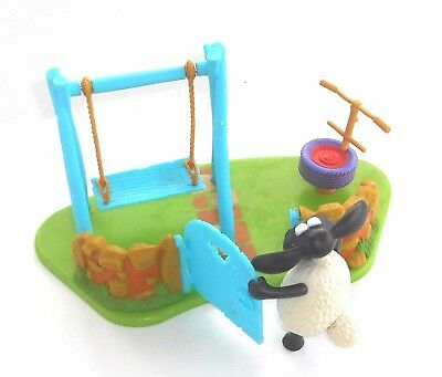 CBeebies TV ~ Timmy Time ~ PLAYGROUND with Swing & Spinner + Timmy Action Figure