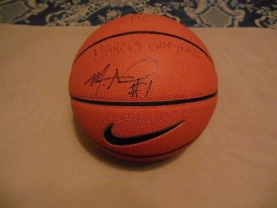 Marcus Ginyard Personally Owned UNC Tar Heels Basketball