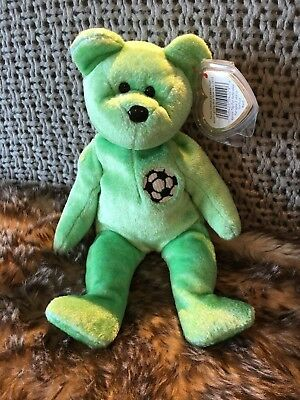 TY Beanie Baby - KICKS - with tag