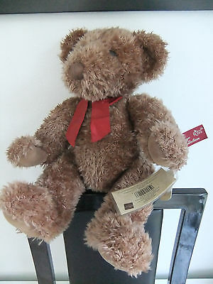 "12"" Russ Vintage Edition Jointed Arm Leg Teddy Bear Allington Collectors Next E"