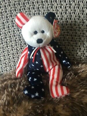 TY Beanie Baby - SPANGLE - With Tags