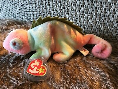 TY Beanie Baby - IGGY - With Tags