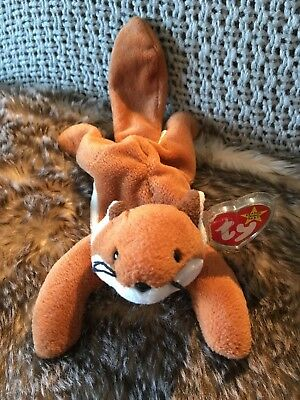 TY Beanie Baby - SLY - With Tags