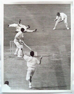 ENGLAND v AUSTRALIA 1968 ASHES 5th TEST THE OVAL PHOTO