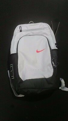NWT Nike Court Tech Tennis Backpack Stealth Grey Colt BA5170 012