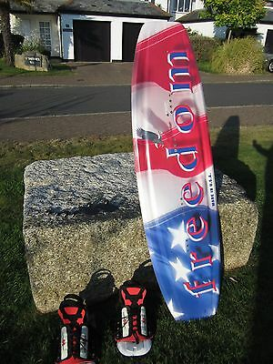 Superb Freedom Made In USA  Wakeboard - Seller Away Until 15 Oct 17