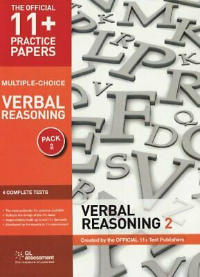 11+ Practice Papers, Verbal Reasoning Pack 2 ... by Educational Experts Pamphlet