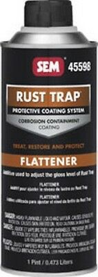 RUST TRAP - Flattener SEM-45598 Brand New!