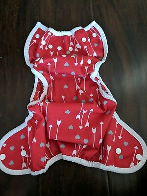 Thirsties Duo Wrap Size 2 - Hearts