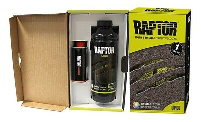 1 Liter RAPTOR Kit Tintable NR UPL-UP4802 Brand New!