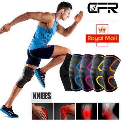 CFR Knee Brace Compression Sleeve Sports Knee Support Pad Running Joint Pain HG