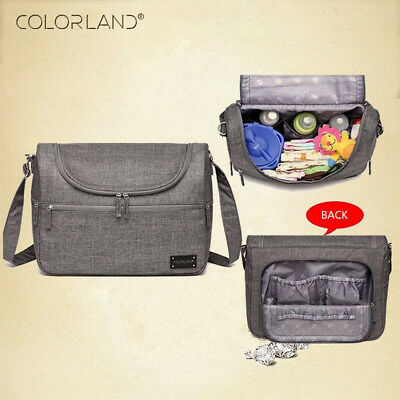 Colorland Brand Baby Bags Messenger Large Diaper Bag Organizer Design Nappy Bags