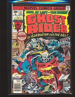 Ghost Rider # 21 VF/NM Cond.