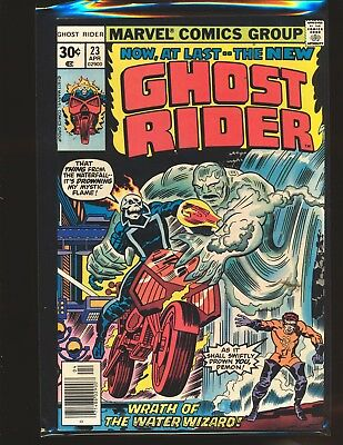 Ghost Rider # 23 VF/NM Cond.