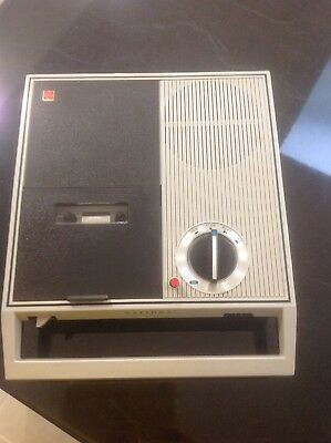 National Solid State Cassette Tape Recorder RQ-204s