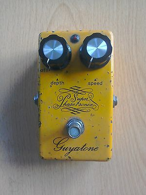 1970's Guyatone PS-101 Super Phase Sonix Phaser MIJ Japan Vintage Effects Pedal