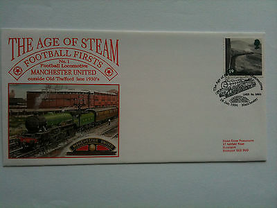 "MINT 1994 Manchester United Locomotive ""the Age of Steam"""