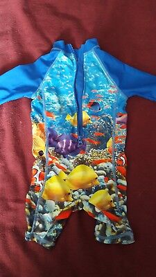 Mothercare 3-6months boys swimsuit