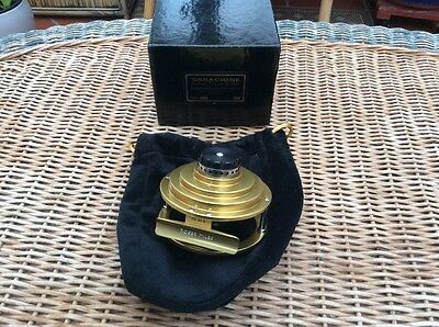"""Saracione Fly Reel - 3 1/2"""" Dia - No 6 Of Only 20 Produced"""