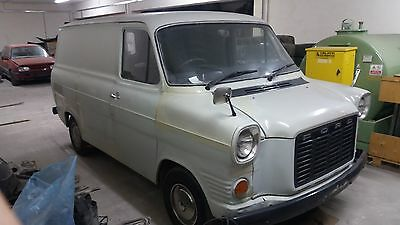 Ford Transit Mk1 (Shipping To Uk Included)