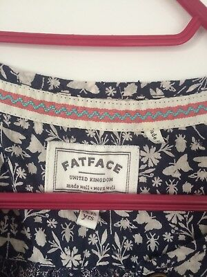 Fatface girls playsuit age 12-13 years