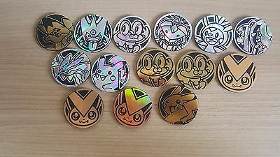 Pokemon TCG coins