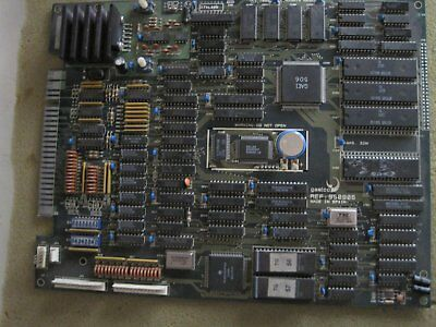 Pcb Jamma Glass By Gaelco \\free Shipping Worldwide With Tracking Number/////